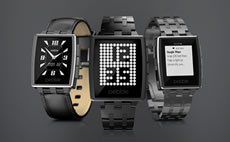 Pebble Steel -- 3 Views