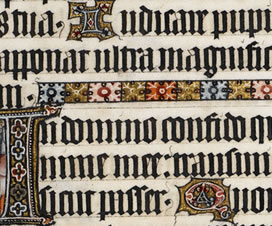 Middle Ages text