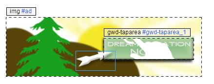 Added arrow
