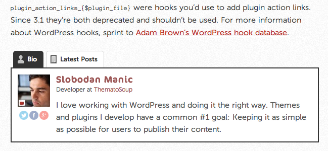 11 of the Best WordPress Author Bio Plugins