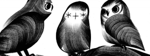 lobotomized owls