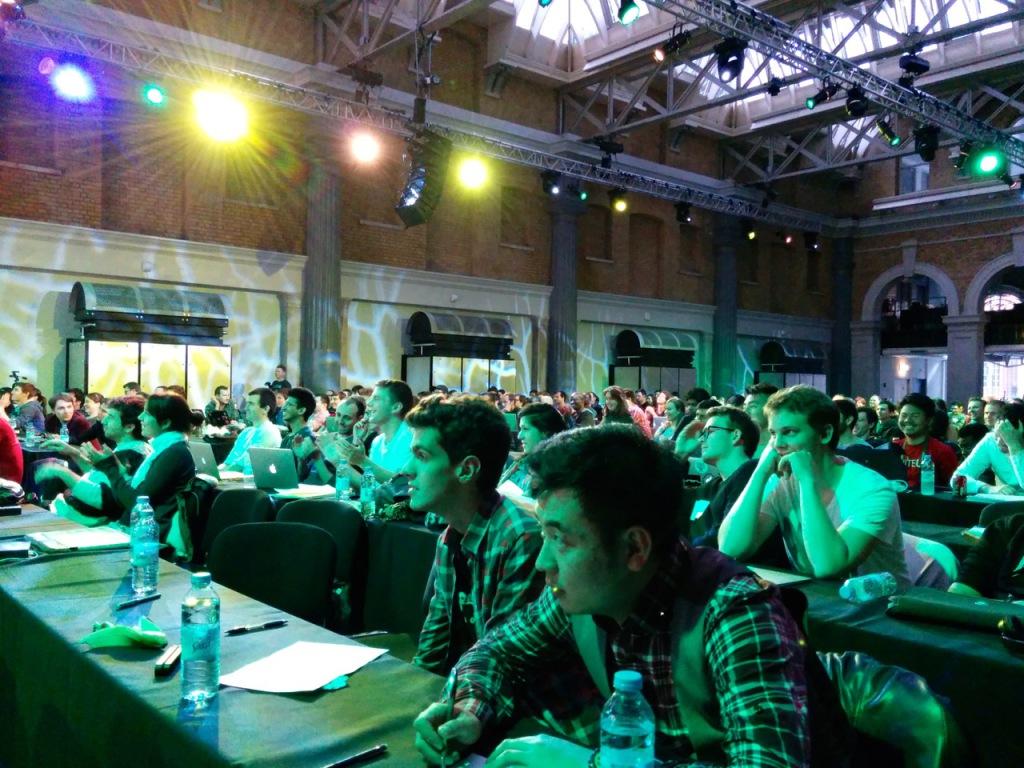 TechCrunch Hackathon