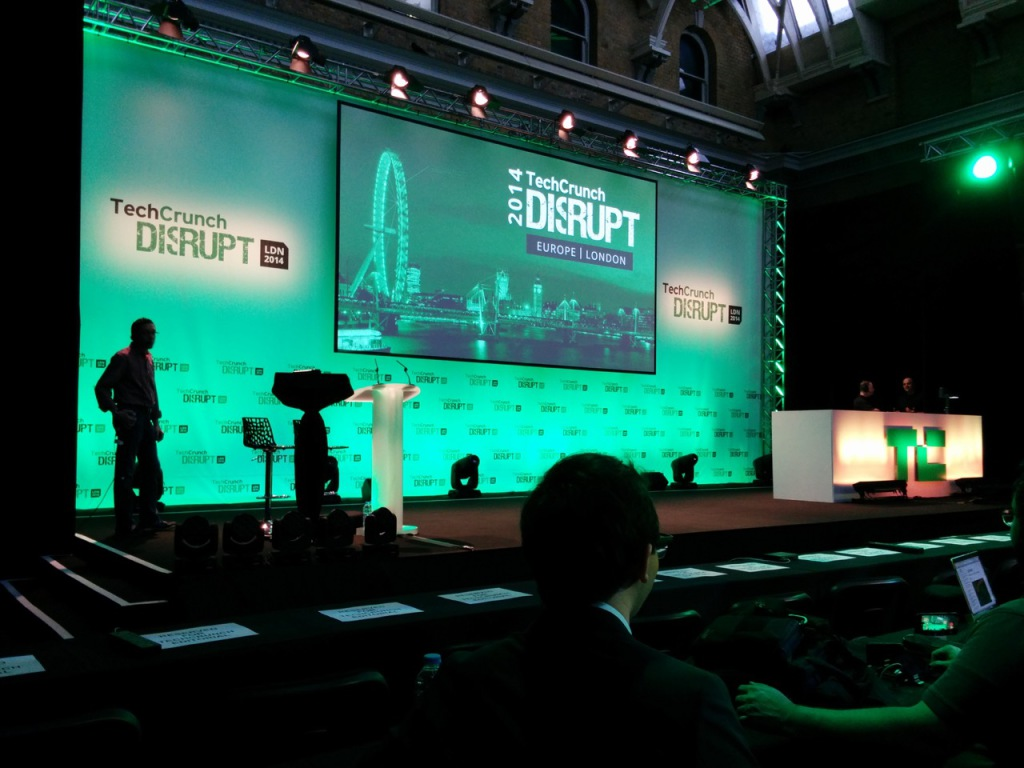 TechCrunch Main stage