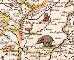 Bleau's Africa