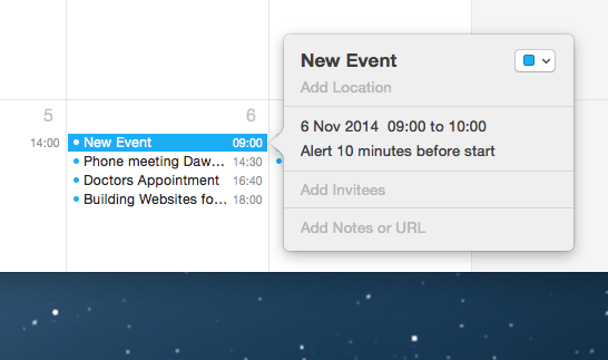 Just because your calendar defaults to making meetings an hour long, does not mean they have to be.