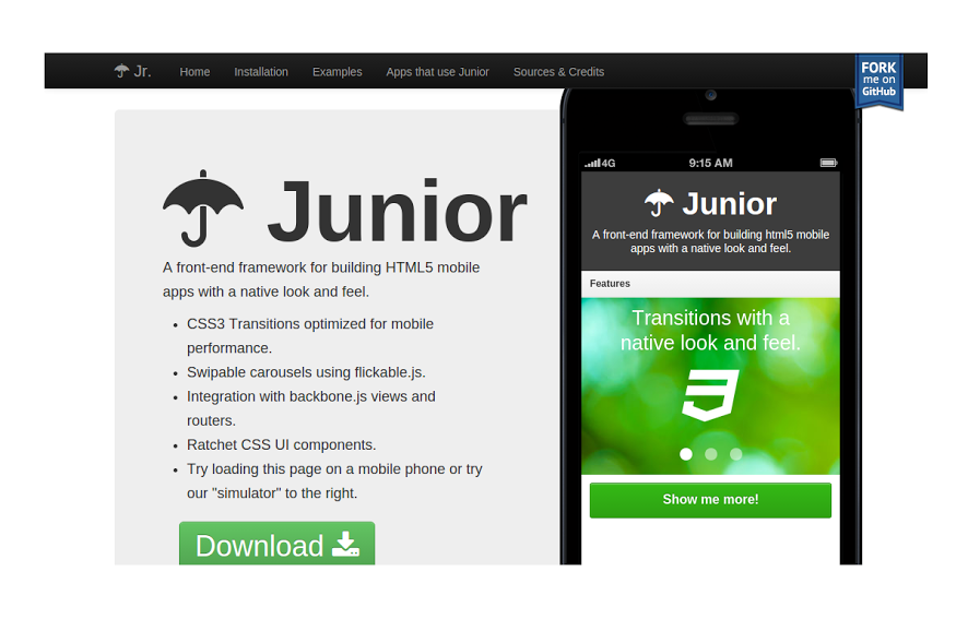 Junior Screenshot