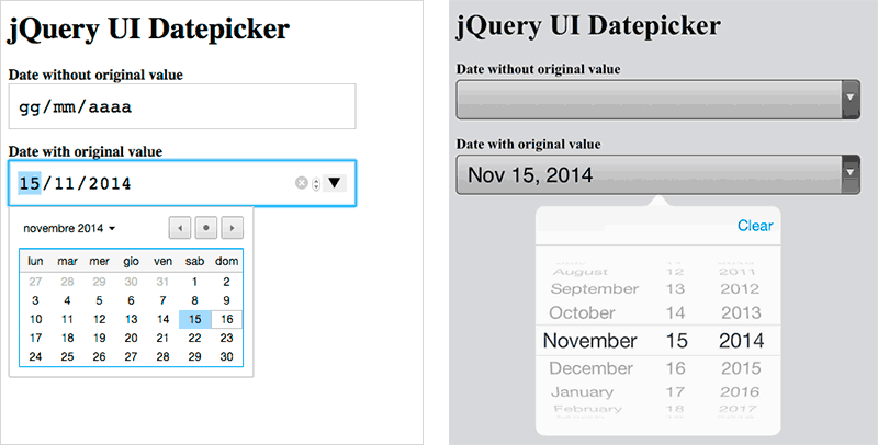 Finding A Date Picker Input Solution For Bootstrap Sitepoint