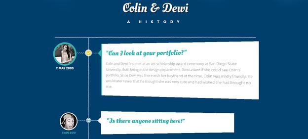 Colin and Dewi