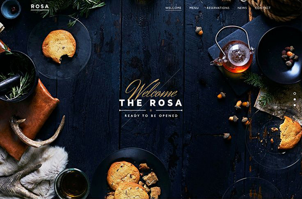 The Rosa (via Pixelgrade)
