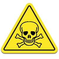 The ISO poisons sign we're all familiar with.