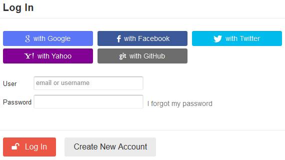 Social logins in php with hybridauth sitepoint Google sites sign in