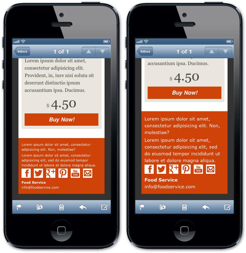 iPhone font size adjust