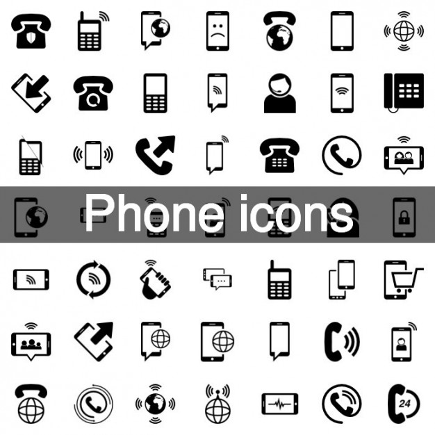 11 Free Mobile Icon Sets to Use in Your App