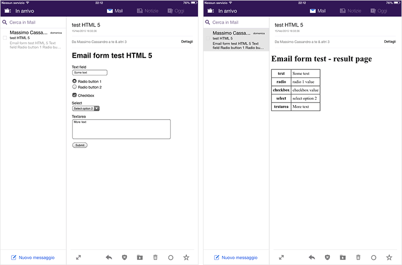 Using Forms In Email Method Or Madness Sitepoint