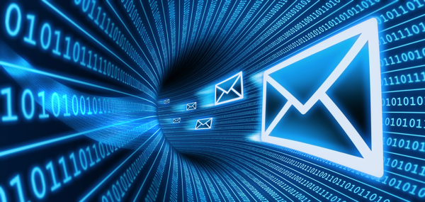 how to get email from sending