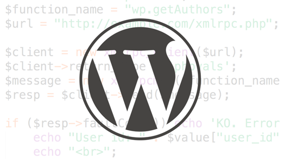WordPress Data Validation