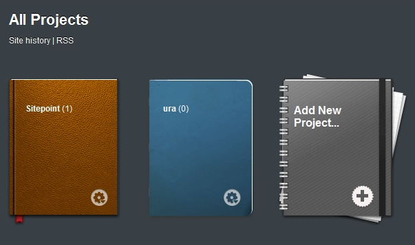 Notebook themes