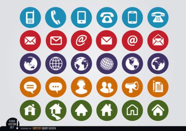 10 quality free flat icon sets for your designs  u2014 sitepoint