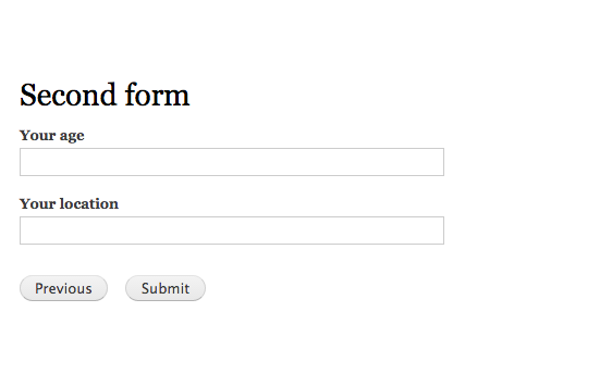 Drupal 8 Multistep Forms 1