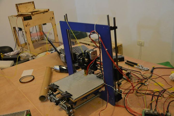 Prusa i3 @ Things Lab