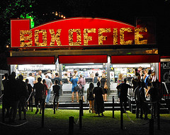 Michael Coghlan:  Fringe Box Office