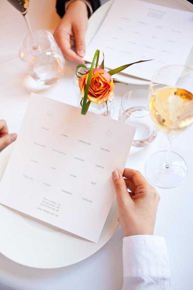 Article mastering visual hierarchy for menu design