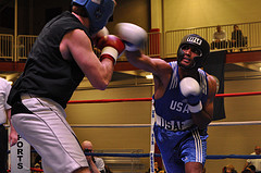 USAF Boxing Championship-Fort Sam Houston