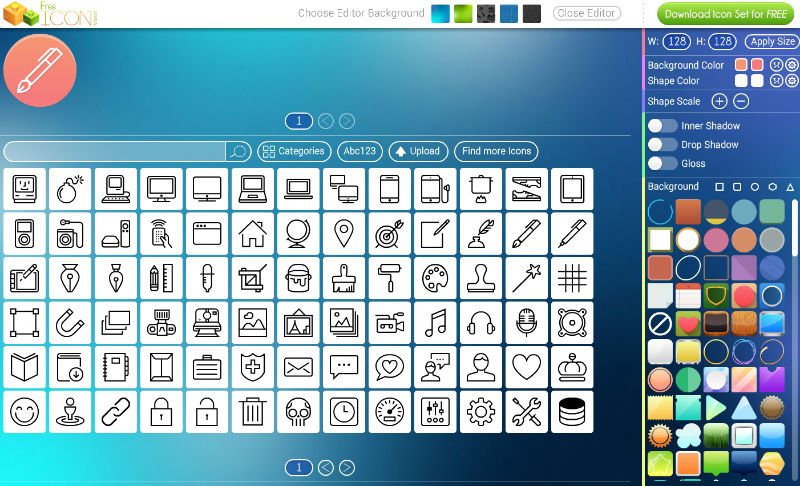 Icon creator for mac