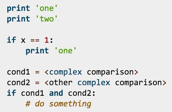 遵循 Python 代码规范
