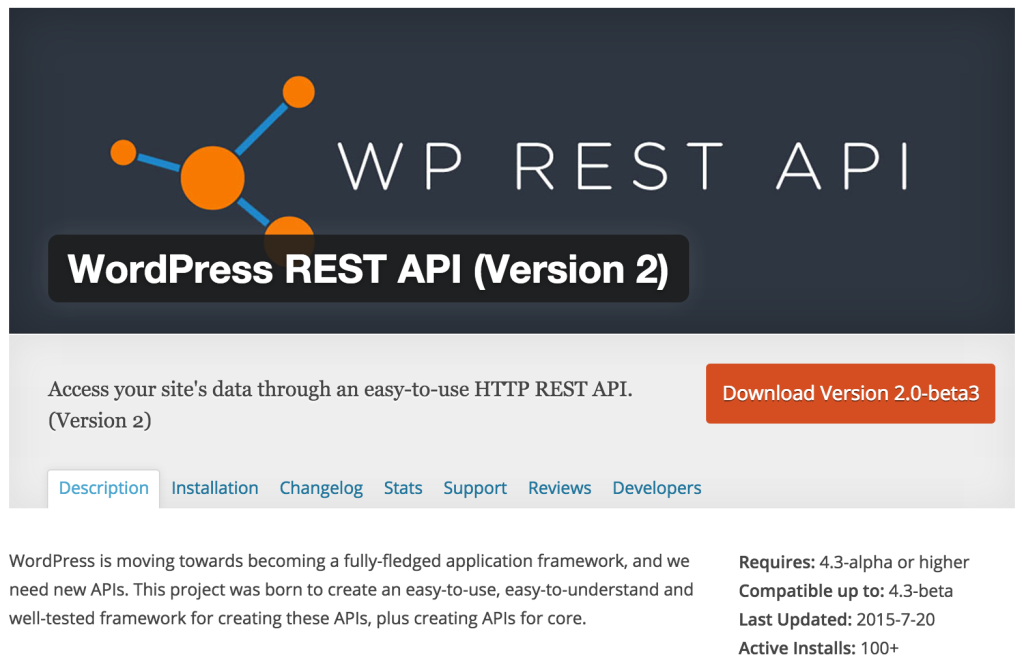 WP API - Using the WordPress REST API — SitePoint