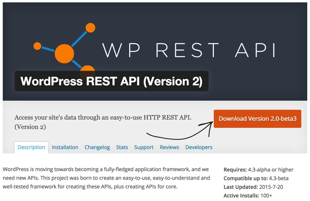 WP API - Using the WordPress REST API — SitePoint