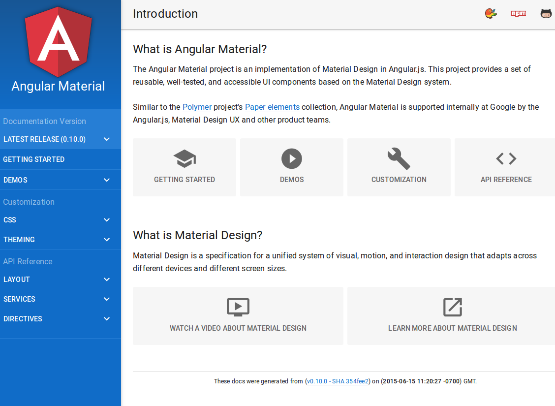 10 Essential Material Design Resources and Tutorials — SitePoint