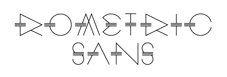 What I Really Like Of This Font Are The Three Horizontal Lines Present On Every Letter They Add A Modern Appeal And Make Unforgettable