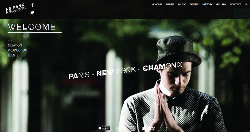 Website: LeParc Records