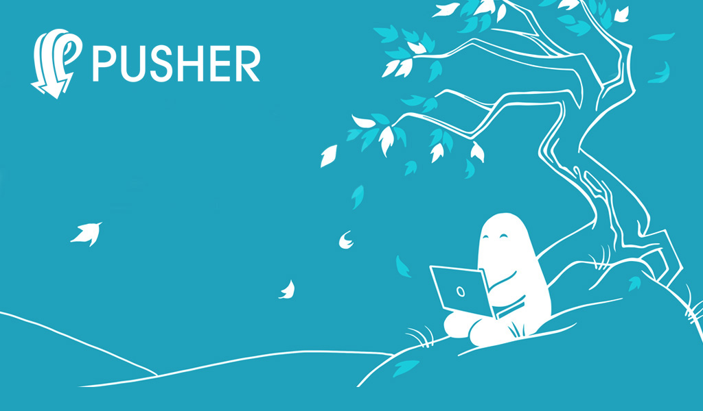 Pusher_rethinkDB_demo
