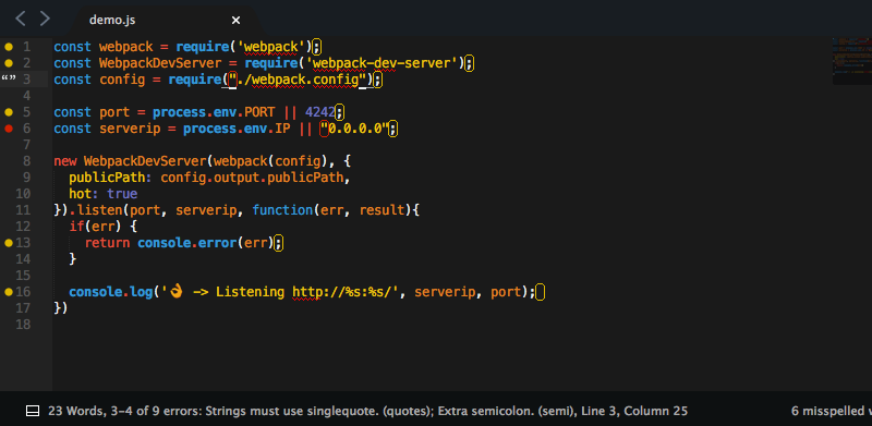 10 Essential Sublime Text Plugins for JavaScript Developers