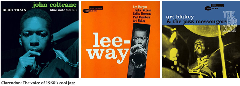 Blue Note Album cover designs