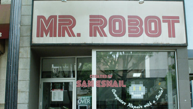 Should You Be Brave with Your Typography? Ask Mr  Robot  — SitePoint