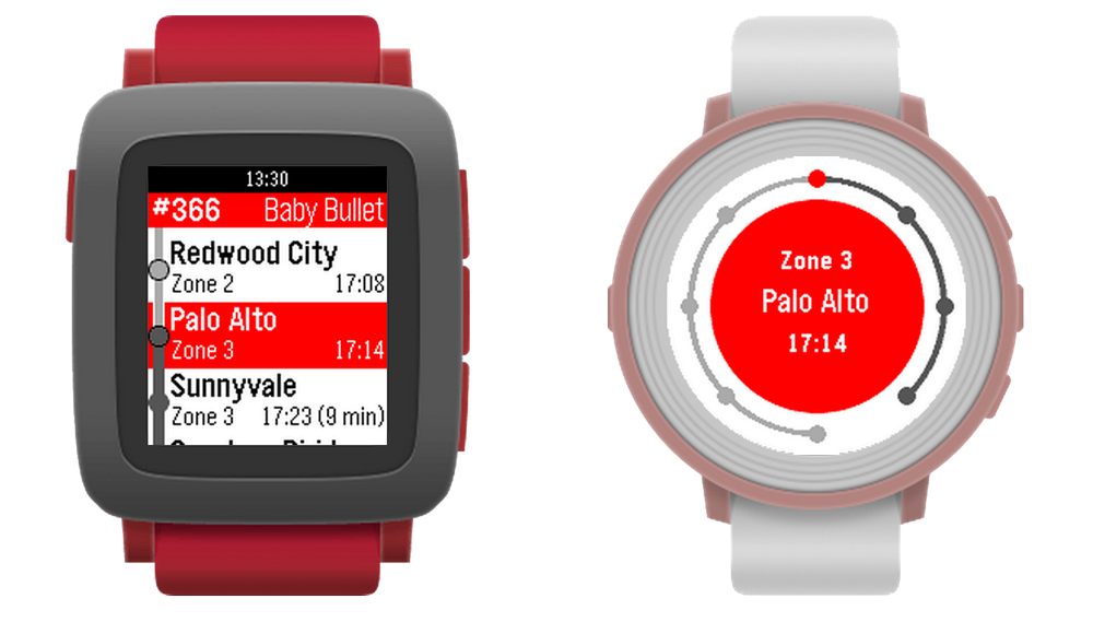 What Developers Need to Know about the Pebble Time Round
