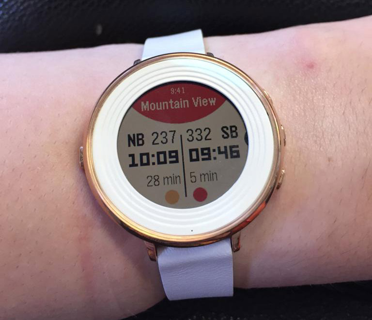 Image courtesy of Katharine from Pebble