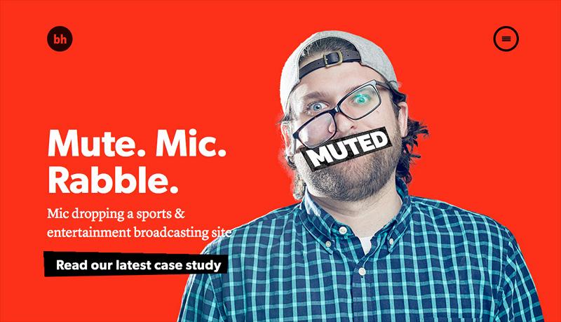 Mute. Mic. Rabble