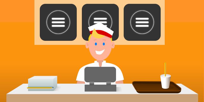 Illustration: The Future of the Hamburger Menu Icon?