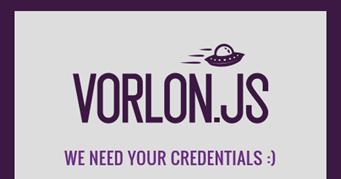 Dashboard credentials
