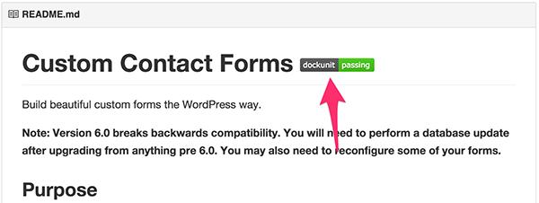 Dockunit Pass Test