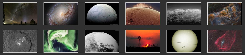 NASA Photo Gallery