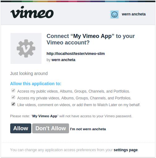 vimeo like