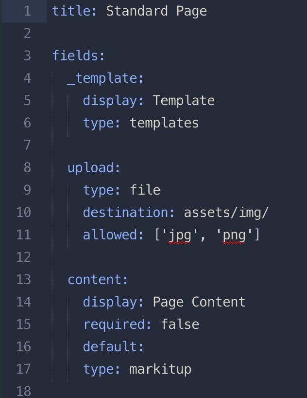 Yaml File Format Dolapgnetband