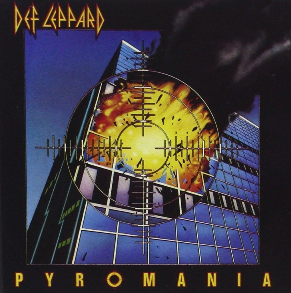 Def Leppard - Pyro Mania