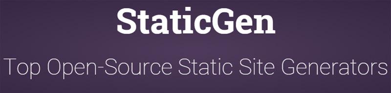 StaticGen