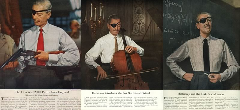 3 Hathaway ads